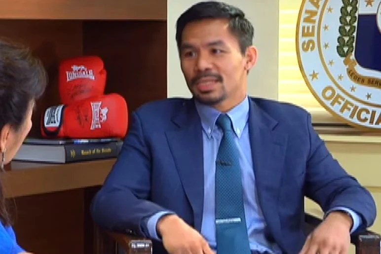Pacquiao Tells Mikey Garcia How To Beat Errol Spence